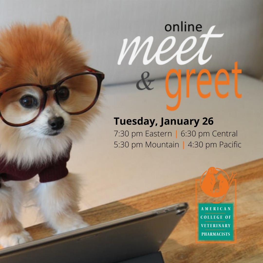 Online Meet & Greet